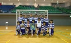 優勝はNJSSバンビーノ 第12回長崎県ガールズフットサル