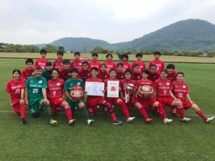 2019年度 第59回 香川県高校総体 サッカー競技 女子 インターハイ 優勝は四学香川西高校
