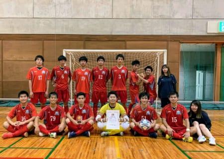 2019年度 第15回全日本大学フットサル大会 四国大会 優勝は高知大学サッカー部プログレッソ