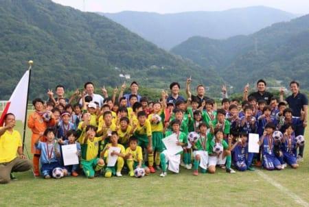 2019年度 第5回JCカップU-11少年少女サッカー大会 四国地区予選大会 優勝はエストレーラス高知