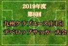 組合せ掲載 九州デベロップサッカー大会 7/20~22 | 2019年度 第8回九州クラブユース(U-15)デベロップサッカー大会 鹿児島県開催