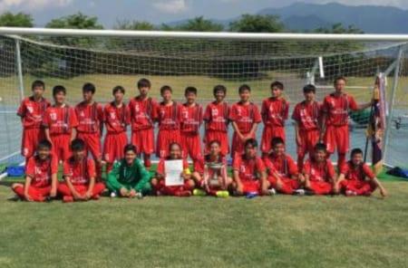2019年度 愛媛県西条市中学校総合体育大会 サッカーの部 優勝は東予東中学校