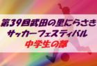 優勝は韮崎高校U-16 2019年度 第39回武田の里にらさきサッカーフェスティバル 中学生の部7/6.7開催 山梨