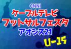 2019年度 第2回CNCIケーブルテレビフットサルフェスタU-12 in Oasis21愛知【悪天候のため中止】