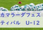 優勝はディアブロッサ高田A!2019年度 第2回カマラーダフェスティバル U-12(奈良県)