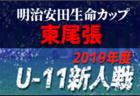 2019年度JFA山形県女子クラブリーグ 11/9情報お待ちしています!