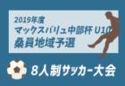 JFA U-12サッカーリーグ 2019 神奈川 横浜地区 後期 兼 第51回横浜国際チビッ子サッカー大会 決勝トーナメント組合せ速報!1回戦は10/20!予選L10/19!