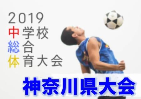湘南ブロックで代表決定!! 2019年度 第53回神奈川県中学校総合体育大会 7/28開幕!