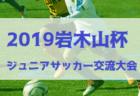 2019年度(青森県)岩木山杯ジュニアサッカー交流大会 7/20,21,22結果速報!