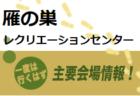 優勝は釧路鳥取中学校! 2019第58回北海道中学校サッカー大会釧路地区予選