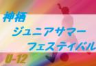 7/20,21速報お待ちしております。 第1回 神栖ジュニアサマーフェスティバル U-12茨城