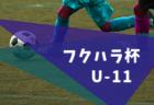 2019年度 第31回JA東京カップ 5年生大会 第7ブロック予選 7/20結果速報!