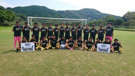 2019年度 Blue Wave ユースカップ BATTLE OF 黒潮・宿毛(高知県) 優勝は柳ヶ浦高校