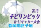 予選結果募集!2019年度 山形県チビリンピック 鶴岡地区予選大会