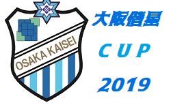 大阪偕星CUP2019(大阪)7/24,25開催!組合せ掲載!