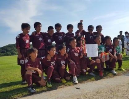 2019年度 第12回 瀬戸大橋記念公園カップサッカー大会 U-10 優勝はDESAFIO