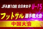 ヴィッセル神戸伊丹U-15 ジュニアユースセレクション 9/7,8,14開催 2020年度 兵庫