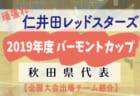 2019年度 愛知県高校女子サッカー大会 優勝は聖カピタニオ高校!今大会3連覇達成!