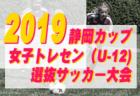 高円宮杯JFAU-18サッカーリーグ2019青森7/20,21結果速報!
