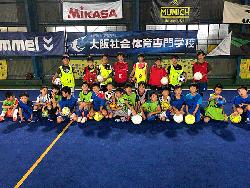 2019年 7月6日(土)大阪にて小学生ジュニア個サル開催しました!開催報告!