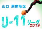 【1部優勝はTSV1973四日市!】高円宮杯JFA U-15サッカーリーグ2019 三重
