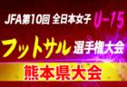 2019年度 滋賀県湖東ブロックU-11リーグ前期 1位は安土! 1部、2部、3部最終結果掲載!