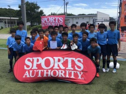 優勝はFCKマリーゴールド 2019RENOFA SUMMER FESTIVAL U-14 (山口県開催)