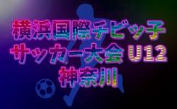 9/16までの結果更新!JFA U-12サッカーリーグ 2019 神奈川 横浜地区 後期 兼 第51回横浜国際チビッ子サッカー大会 予選リーグ 次節9/21~23!結果入力ありがとうございます!