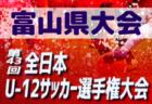 2019年度 JFA第43回全日本U-12サッカー選手権大会 兵庫大会 神戸市予選 優勝は学園A!センアーノBも県大会へ!