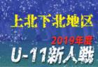 2019年度 第34回市民タイムス少年サッカー大会カガミカップ 長野 優勝は松本山雅FC!