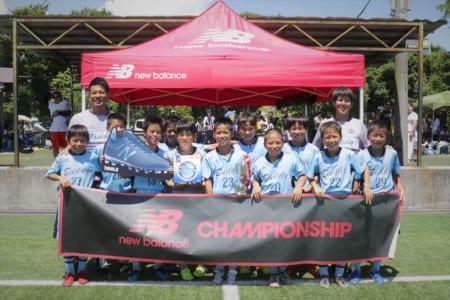ニューバランスチャンピオンシップ2019(NEW BALANCE CHAMPIONSHIP 2019) U-11 優勝はバディーSC!