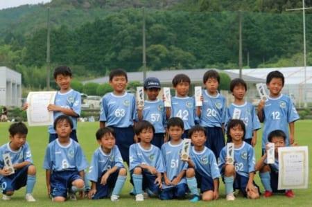 2019年度 第3回 香北サッカーフェスティバル(U-9) 優勝はエストレーラス高知(3連覇)