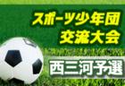 四国ルーキーリーグ U-16~NEXT GENERATION~2019 優勝は今治東!