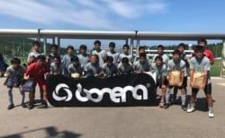 優勝はウイングスSC(栃木県)!! 第3回BONERA CUP~サッカーフェスティバル石川 in 2019~チャンピオンシップ 順位決定Tの情報をお待ちしています!