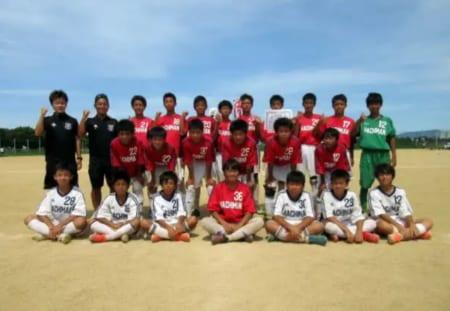 2019年度 多度津町夏のまつりサッカー大会(U-14の部)優勝は八万中学校