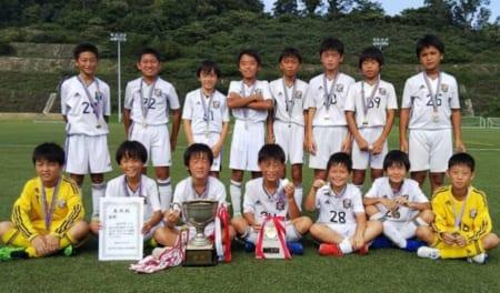 2019年度 第7回 高松市さわやか少年サッカー大会(U-11)優勝はディアモ 写真掲載