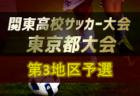2019年度 東京都クラブユースサッカーフレッシュカップU-14 準決勝1/25.26結果速報!