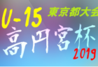高円宮 JFA U-18サッカーリーグ2019新潟県 優勝は日本文理高校!10/6最終節結果掲載!