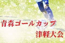 2019年度 第6回青森ゴールカップ津軽大会U-9・8(青森県)結果掲載!
