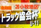 2019トラック協会杯 第31回全道少年団U-11サッカー大会 北海道札幌地区予選(通称トラック杯)全道大会出場チーム決定!