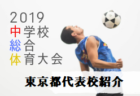 優勝は北陸大学フィオリーレ!2019年度 皇后杯 JFA 全日本女子サッカー選手権大会 石川県予選