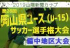 【8/25結果掲載】2019年度 東北Liga Student(リーガスチューデント)次回10/26