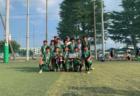 W-CUP TAJIMI 2019 第18回多治見市招待U-14サッカー大会(岐阜)優勝は緑FC!
