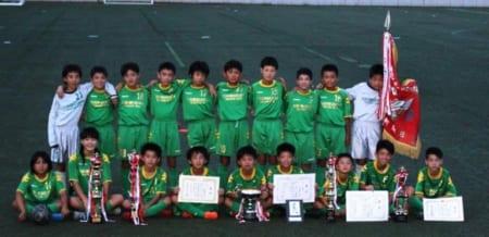 2019年度 第46回関東団地少年サッカー大会 6年生 優勝は常盤平SC!