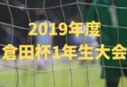 【優勝校写真追加】YAITA FOOTBALL FESTIVAL SPLYZA CUP 2019@栃木 優勝は日体大柏!!