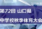 8/24 結果速報! 2019年度 第14回広島オータムサッカー大会南支部予選