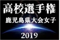 2019第8回鹿児島県高校女子サッカー選手権大会 情報提供お待ちしています。