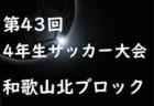 2019年度 第31回JA東京カップ 5年生大会 第7ブロック予選 優勝はFC トリプレッタ渋谷ジュニア!