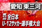 2019年度 第2回MIZUNO U10日本大会 予選大会 千住会場 東京 優勝はFC.GLAUNA!