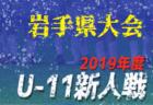 2019年度 富山県高校新人大会 サッカー競技 全結果掲載!